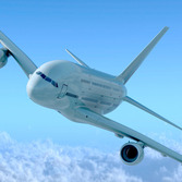 Lamináló - repülőgépipari